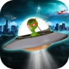 Giant Alien Spaceship – A Modern Air Combat to Save Mother Earth From Pollution