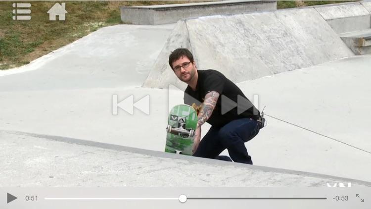 Skate Basics screenshot-3