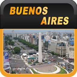 Buenos Aires Offline Map Travel Guide