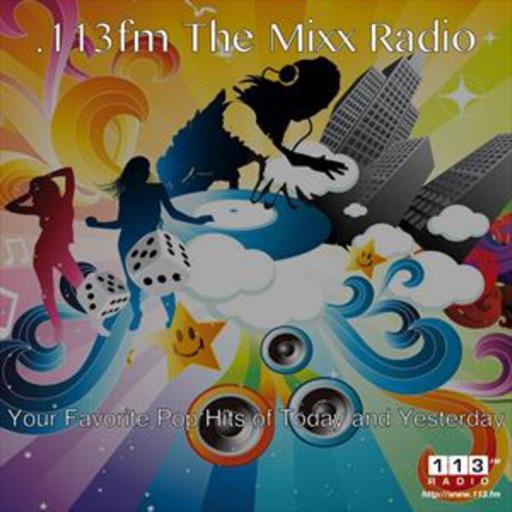 .113FM The Mixx