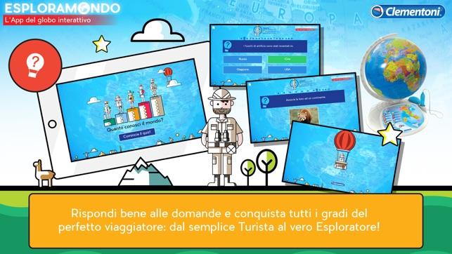 app esploramondo
