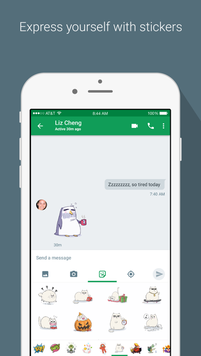 download Hangouts apps 4