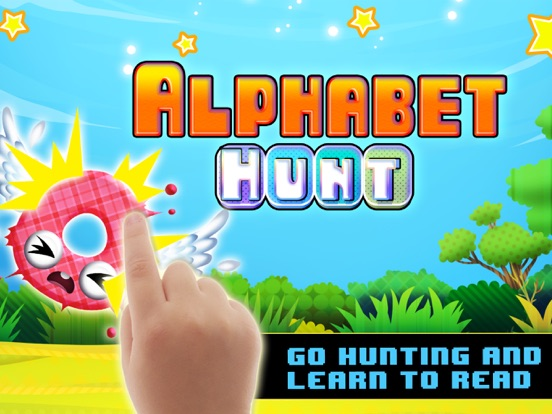 Alphabet Hunt- Teaching Letter and A to Z Phonics   App Price Drops