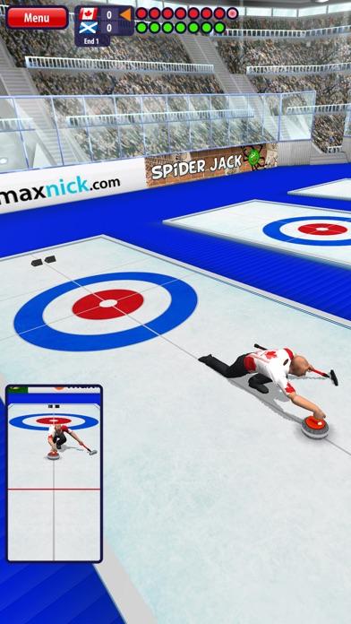 Curling3D HDのおすすめ画像2