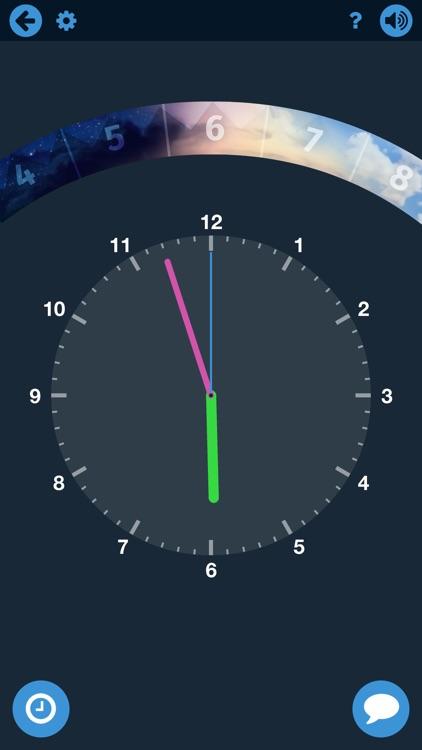 Understanding Math - Telling Time screenshot-0