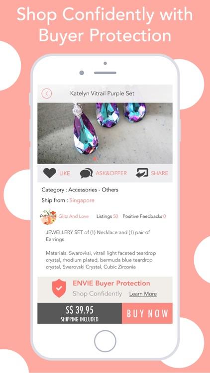 ENVIE - Buy&Sell Handmade in Singapore&Malaysia