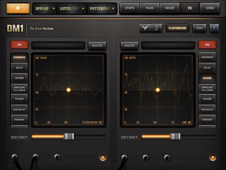 DM1 - The Drum Machine screenshot-3