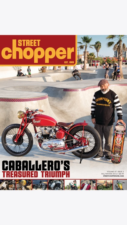 Street Chopper Magazine