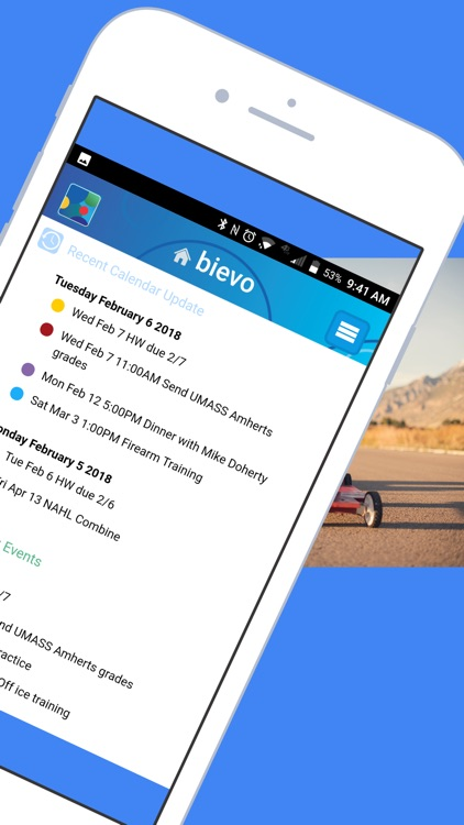 Bievo: Planner for your family