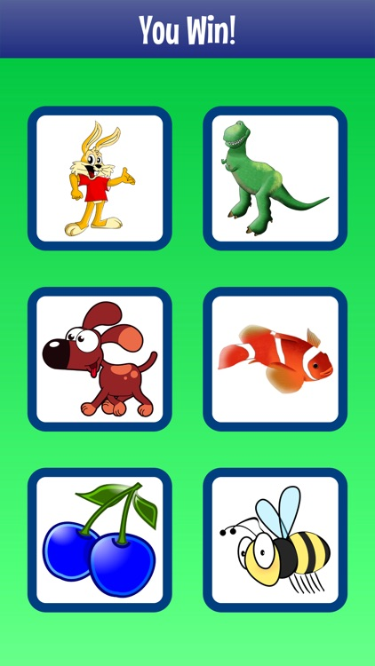 Memory Games with Animals screenshot-4