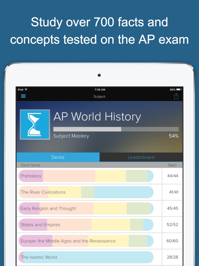 AP World History Exam Prep On The App Store