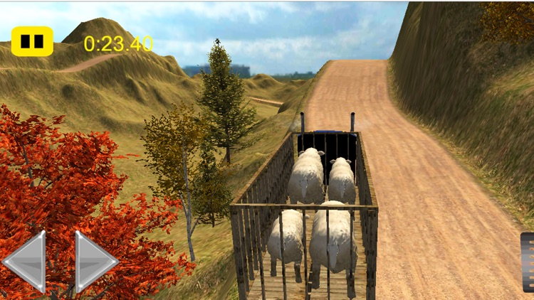 Animals Transport Truck Driver Simulator 2016