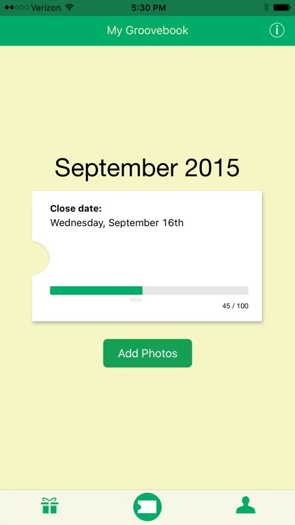 Groovebook: Photo Prints in Monthly Photo Books screenshot-3