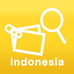 インドネシア語と旅の写真管理 Trip Clip