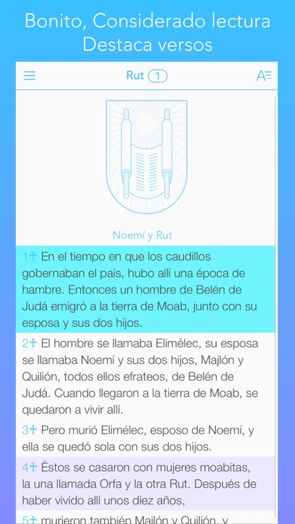 New International Version (NIV Bible) in Spanish screenshot-0