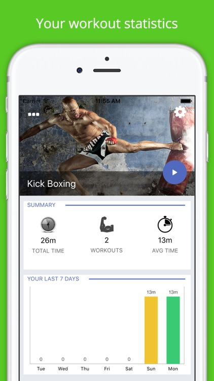 Kickboxing Workout Challenge PRO - Cardio Training