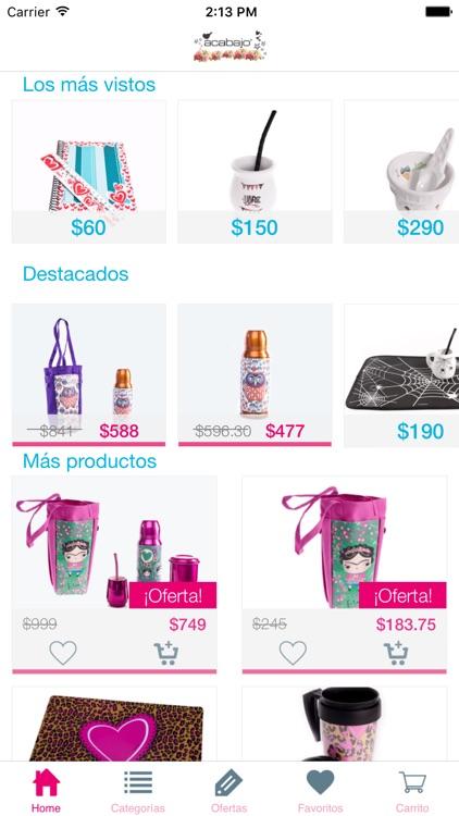 Acabajo Tienda Online
