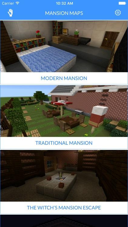 Best Mansion Maps For Minecraft Pocket Edition