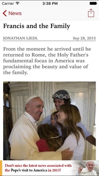 National Catholic Register screenshot-3