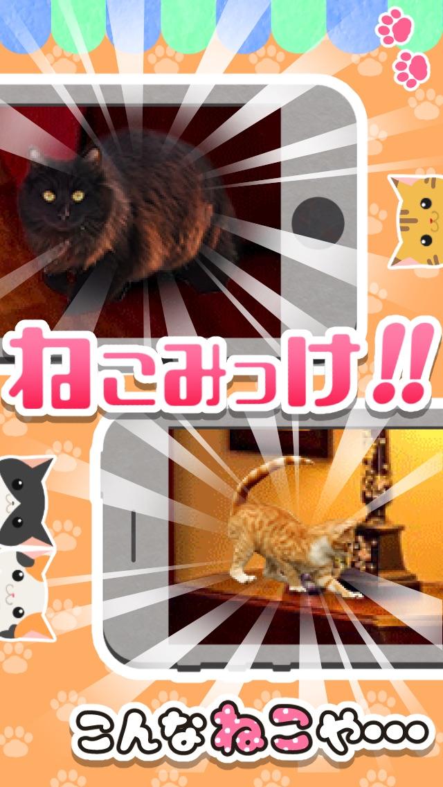 ねこみっけ!!スクリーンショット3