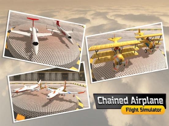 Chained Airplane Game screenshot 8