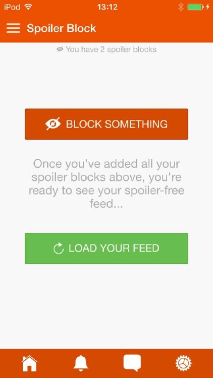 Spoiler Block screenshot-3