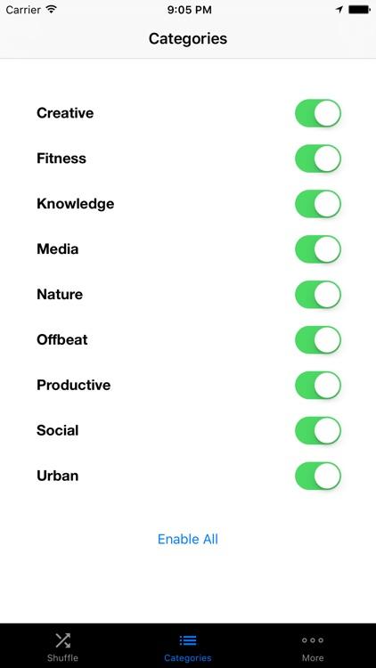 Shuffle My Life screenshot-3