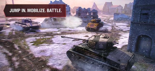 world of tanks blitz on the app store