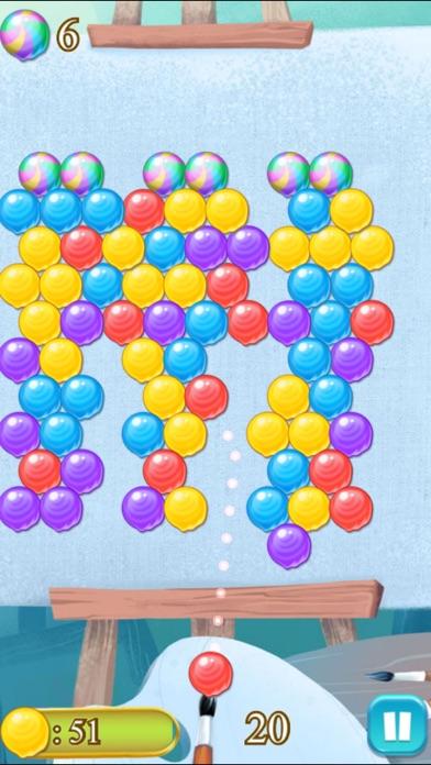 Bubble Blobs Shooter Match Blast screenshot four
