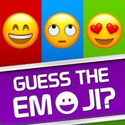 Guess the Emoji! - Emoticon Pic Puzzle Quiz Game!
