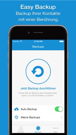 Easy Backup  Pro Screenshot