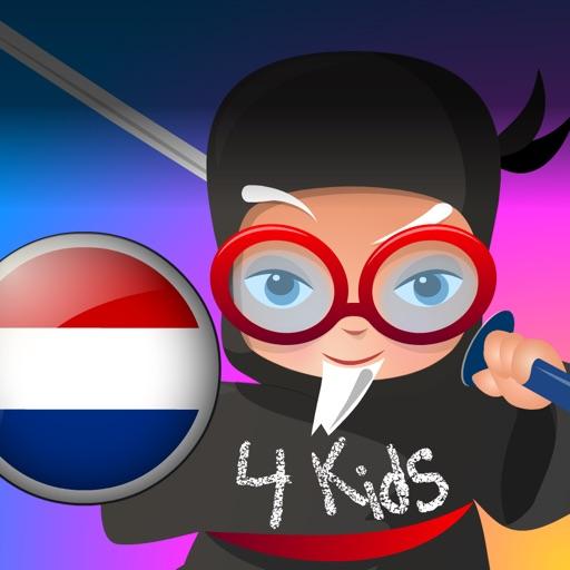 Professor Ninja Dutch For Kids