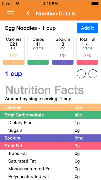 AADE Diabetes Goal Tracker screenshot-3