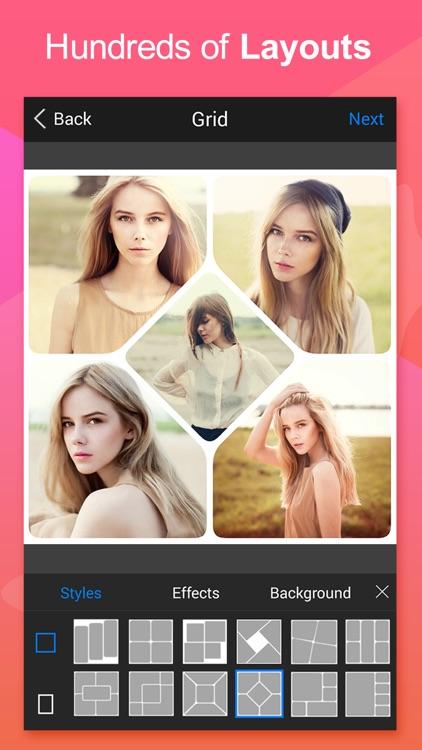 FotoRus -Camera & Photo Editor & Pic Collage Maker