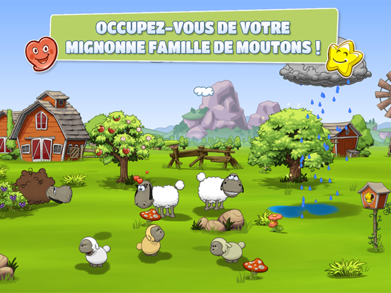Screenshot #4 pour Clouds & Sheep 2 Premium