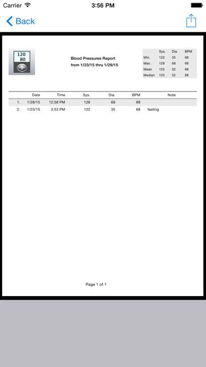 BP Recorder screenshot-4