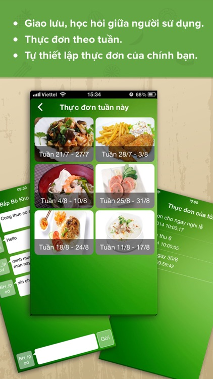 Món Ăn Ngon - cách chế biến, nấu các món đặc sản screenshot-4