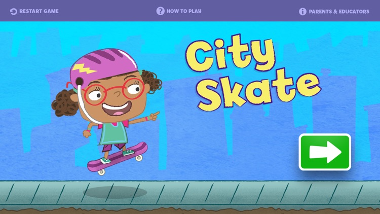 Gracie & Friends City Skate