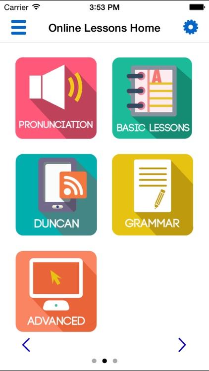 English Study for Arabic Speakers - Smart Learning screenshot-3