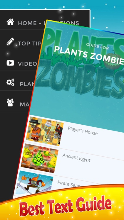 Guide for Plants Vs  Zombies 2 - Cheats and Video All Level