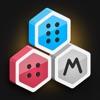 Merge Blocks - Merging hexagon puzzle fun game, rotate and merged