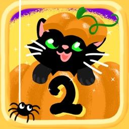 Halloween Kids Puzzles 2: Gold