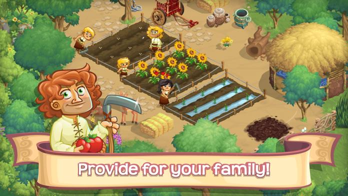 Village Life: Love & Babies Screenshot