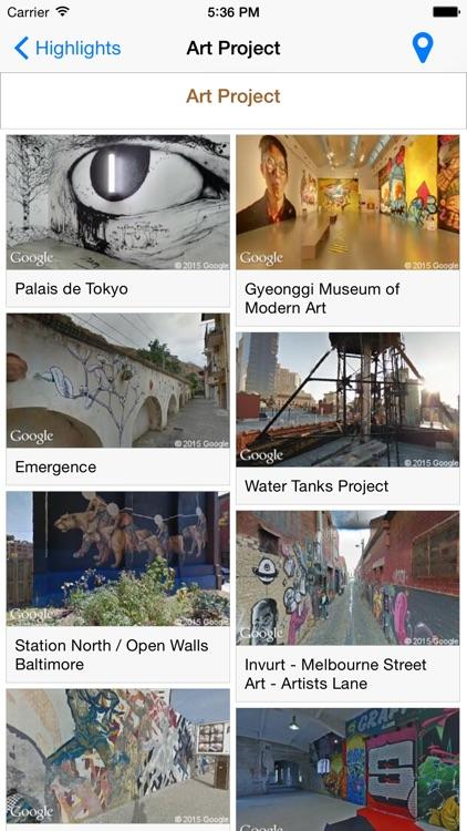 Explorer for Google Street View™ on Google Maps™ screenshot-3