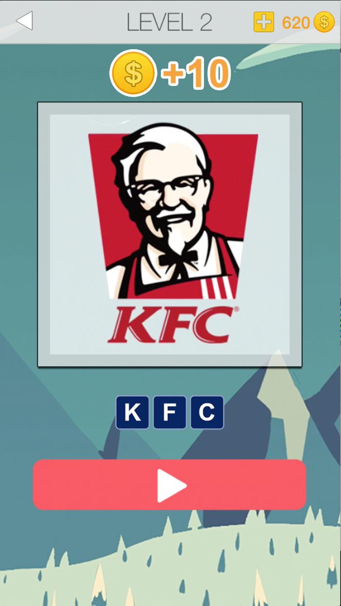 Logo Quiz - Guess Logos Screenshot