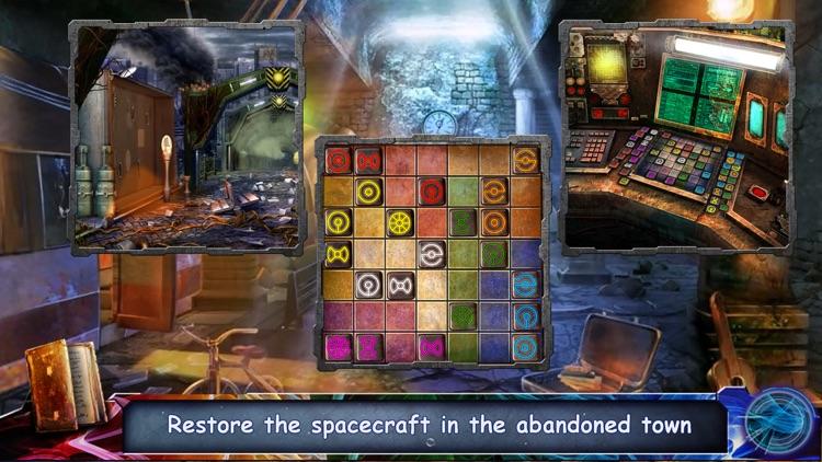 Legends of Space screenshot-3