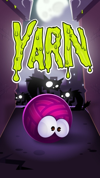 Yarn! - A game about zombie cats