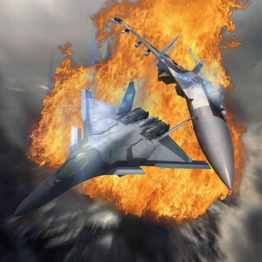 Aircraft Unfair Competition - Iron Fleet Air Force F18 Jet Fighter Plane Game icon