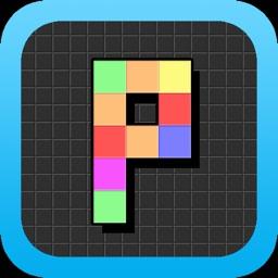 Pixel Art Maker - 8 Bit Pixels Craft