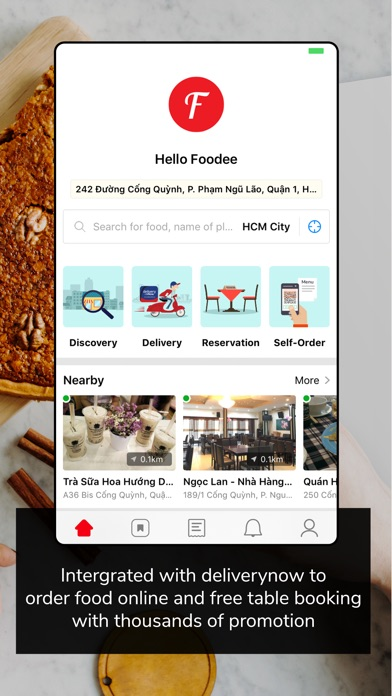 Foody - Find, Reserve, Deliver for Windows
